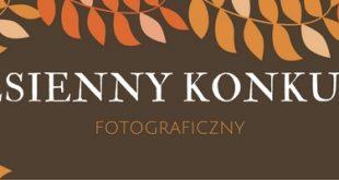 jesienny konkurs fotograficzny