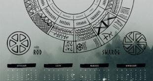 kalendarz słowian